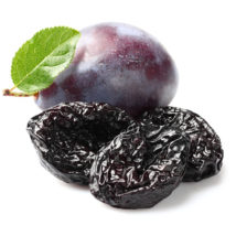 SUN-DRIED BLACK PLUMS 454 g